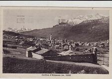 # CORTINA D'AMPEZZO - PANORAMA 1939
