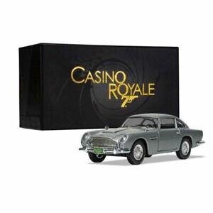 1:36 James Bond -- Casino Royale -- Aston Martin DB5 -- Corgi