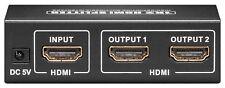 HDMI Splitter 1x Ein / 2x aus #I305