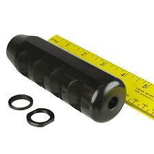 .338 Lapua Magnum Muzzle Brake, 5/8x24 Thread F .338/308/300 1 Washer 1 Jam Nut