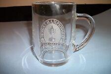 Vintage PGA 78th Championship Clear Glass Coffee Mug 1996 Valhalla Louisville KY
