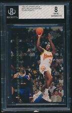 1992-93 Upper Deck #SP2 Dominique Wilkins / Michael Jordan 20,000 Points BGS 8