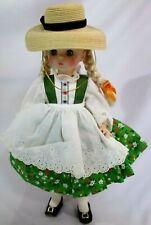 "Madam Alexander Heidi Doll, Sleepy Eyes, 13"" Tall x 6"" Width"