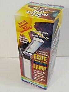 OTTLITE True Color Lamp OTL13TCG High Definition Arts Crafts Natural Light NEW