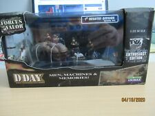 "Forces of Valor #83009 1st infantry Division ""Normandy 1944"" 1/32 Scale"