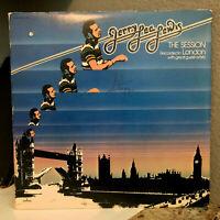 """JERRY LEE LEWIS - London Sessions (Double Album) - 12"""" Vinyl Record LP - VG+"""