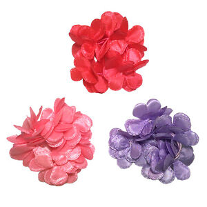 Scrunchie with flowers