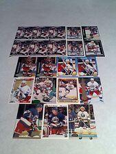 **Darrin Shannon / Darryl Shannon**  Lot of 125+ cards...38 DIFFERENT / Hockey