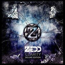 Zedd Clarity [Deluxe Edition] (CD, Sep-2013, Interscope (USA)) Ellie Goulding