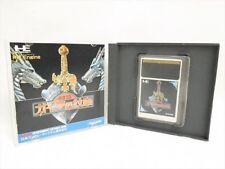 CREST OF GAIA Item REF/ccc PC-Engine Hu PCE Japan Video Game pe