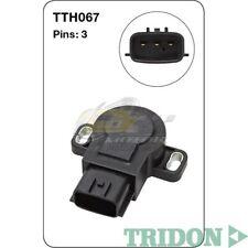 TRIDON TPS SENSORS FOR Nissan Micra K11 12/98-1.3L (CG13DE) DOHC 16V Petrol