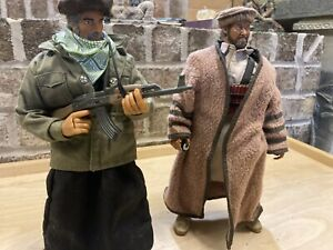 GI Joe Super Articulated Adventure Team Custom Figures Afghanistan Fighters