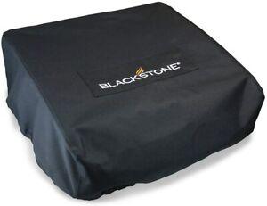 "Blackstone 1720, 17"" Tabletop Griddle Cover & Carry Bag, Water Resistant, Black"
