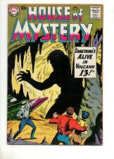 House of Mystery #83 GORGEOUS VF 8.0 1959 Sci-Fi Center of Earth / Volcano Cover