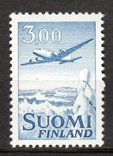 Finland - 1963 Definitive airplane - Mi. 579y MNH