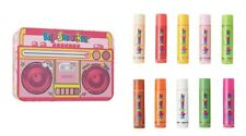 Lip Smacker Boom Box Lip Balm Vault 10pc Holiday 2020 Set NIB