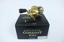 SHIMANO CALCUTTA Conquest 100 Casting Reel - USED - Excellent W/Box