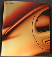 1994 Lexus GS 300 Prestige Catalog Sales Brochure Excellent Original 94