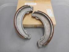 New 76-77 Honda CB250 CB350 Rear Brake Shoes Set 43120-369-670 ( 7-1052 )