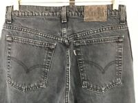 Levi's SilverTab Loose Mom Jeans Distressed High Rise VTG 90s 11/12 Long USA