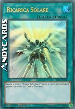 RICARICA SOLARE • (Solar Recharge) • Ultra R • BLLR IT045 • Yugioh! ANDYCARDS