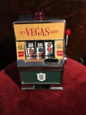 Wembley One Arm Bandit Slot Machine Bank It's VEGAS Baby