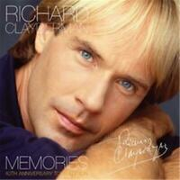 RICHARD CLAYDERMAN Memories 40th Anniversary Tour Edition 2CD BRAND NEW