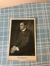 Postcard 44B-123-H Albert Bassermann