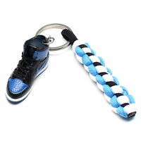 3D Mini Sneaker Shoes Keychain Retro Release With Strings for Air Jordan 1