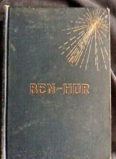 Ben Hur A Tale of the Christ by Lew. Wallace (1887)