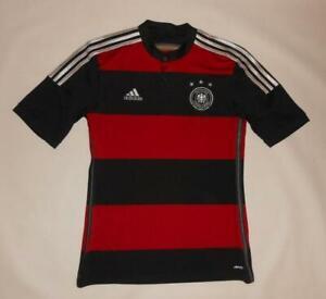 AWAY SHIRT ADIDAS GERMANY 2014-15 (M) Jersey Trikot Maillot Maglia Camiseta