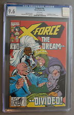 X-FORCE #19 first appearance COPYCAT 1993 aka Domino DEADPOOL Movie CGC NM+ 9.6
