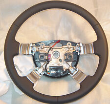 Land Rover Brand L322 Range Rover 2010 MY Nappa Heated Leather Steering Wheel