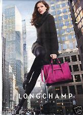 Publicidad 2014 - Longchamp París