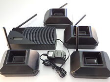Wireless Driveway Alarm Motion Sensor WDWA-8 With 4 Sensors