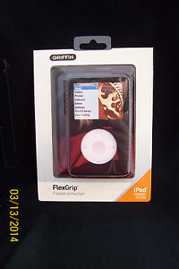 Griffin FlexGrip Silicone Case 2-Pack for 160 GB iPod classic 6G Generation