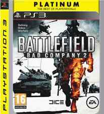 Battlefield Bad Company 2 platinum PS3 NEUF en FR