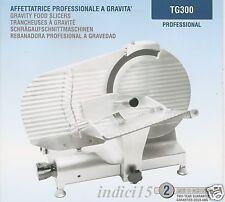 Affettatrice Alluminio Professionale Gravità TG300PR REBER