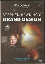 STEPHEN HAWKING'S GRAND DESIGN DID GOD CREATE THE UNIVERSE &  MEANING OF LIFE