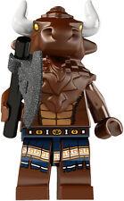Lego minifig series 6 MINOTAUR suit city / castle sets