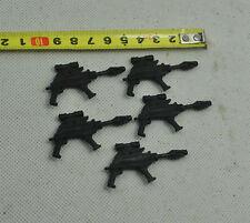 Gi Joe lot of 5 2003 COBRA NEO VIPER V6 Laser Pistol  accessories A116