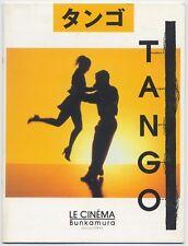 Tango JAPAN PROGRAM Carlos Saura, Miguel Angel Sola, Cecilia Narova, Mia Maestro