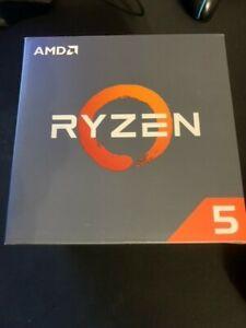 BRAND NEW AMD Ryzen 5 1500x processor
