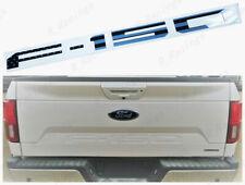 For Ford F-150 2015-2019 SAA Polished Fender Trim