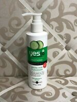 YES TO CUCUMBER SOOTHING SENITIVE SKIN GENTLE MILK CLEANSER  6 OZ UNBOXED