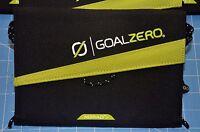 NEW Goal Zero/0 Nomad 7 series, 7 Watt v.2 Compact Folding Solar Panel # 11800 ☦