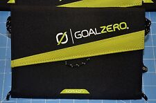 NEW Goal Zero/0 Nomad 7 series, 7 Watt v.2 Compact Folding Solar Panel # 11800 ☦