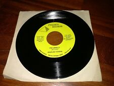 CHARLES VICKERS I'm lonely PYRAMID 45 OBSCURE 70's R&B SOUL HEAR!