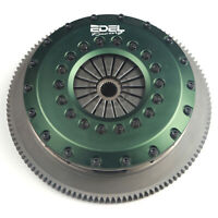 """EDEL 8.5"""" 215mm Twin Plates Clutch Kit For Nissan R33 RB25DET"""