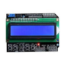 LCD Keypad Shield for Arduino UNO MEGA R3 Mega2560 Duemilanove Nano Robot X4V7